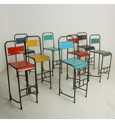 Indonesian Bar Chairs