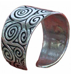 Bracelet gros Triskel Toulhoat