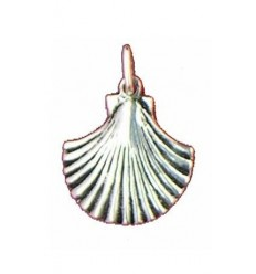 Pendentif coquille Toulhoat