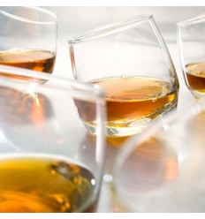 set/6 Whiskey glas / verre à whisky