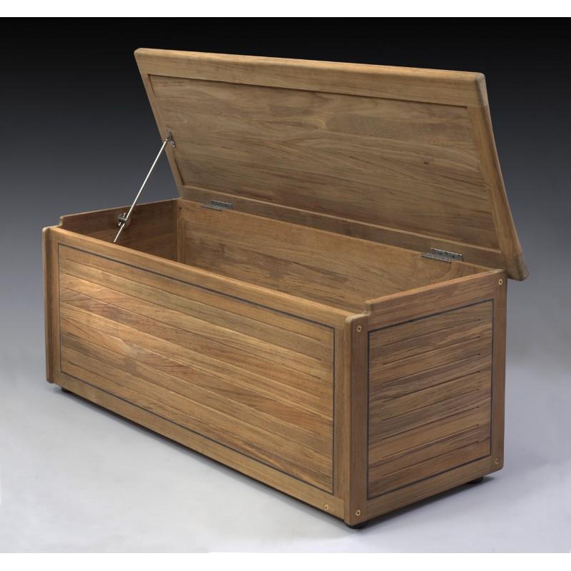 free coffre banc teck maestro with banc coffre but. Black Bedroom Furniture Sets. Home Design Ideas