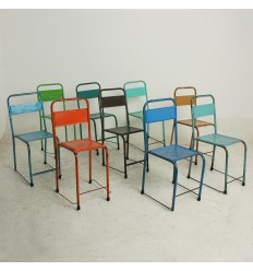 Chaise de table / Original Indonesian Table Chairs