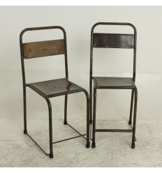 Chaise de bistrot / Original Indonesian Table Chairs