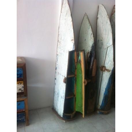 Indonesian Boat Closet