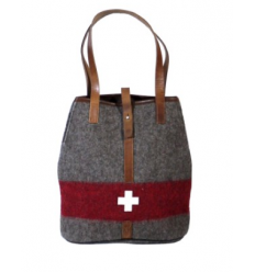 Sac à commission ou cabas à courses Karlen 100% Swiss made