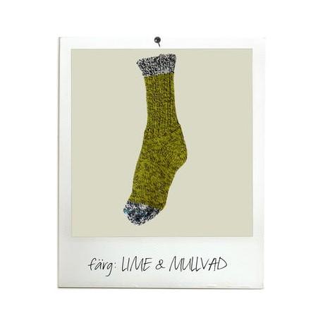 Toasty socks Belles grosses chaussettes