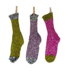 Belles grosses chaussettes Toasty socks par Anno Design
