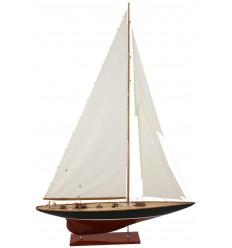 Shamrock Voilier Sailing Boat / Maquette décorative