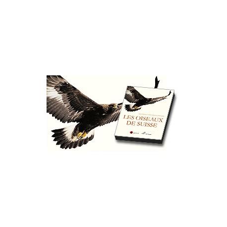 Grand Livre Les Oiseaux de Suisse