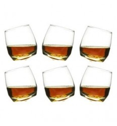Set de 6 verres à whisky