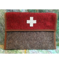 Housse à Ipad Karlen 100% suisse