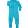 Pyjama barboteuse turquoise