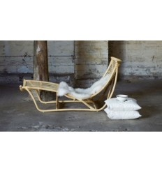 Méridienne chaise longue Michelangelo by Sika-Design