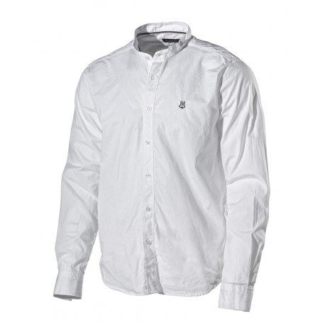 Collarless Men's Shirt Holebrook