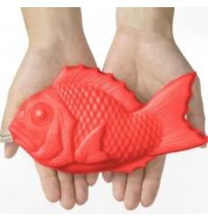 """Welcome FISH"" Soap / savon Daurade by TAMANOHADA"