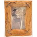 Cadre porte-photo en bois Robinson