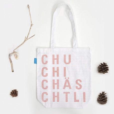 """Bag / sac à courses """"Chu Chi Chäs Chtli"""""""