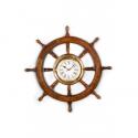 Barre à roue pendule