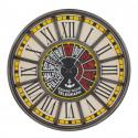 Horloge murale cadran de Chadburn