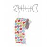 Dévidoir papier toilette Arête de poisson