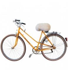 Selle Moumoute Housse de selle de vélo by Fab Design