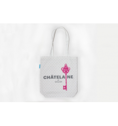 "Bag / sac à courses ""Châtelaine de Chillon"""