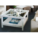Ralph 50 White Coffee Table