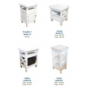 Philip Table de chevet / White side table