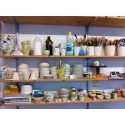 Gobelets, bols, tasses : céramiques de Margret