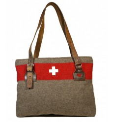 Sac Army Recycling 100% Swiss made Karlen Valais