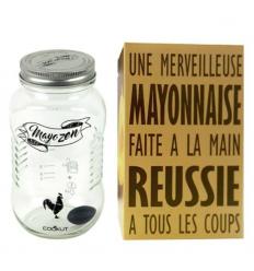 Shaker à mayonnaise MAYOZEN by COOKUT