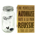 Shaker à mayonnaise MAYOZEN by COOKUT
