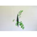 Vase HITTITE à suspendre - Hanging Vase Kyoto Japon