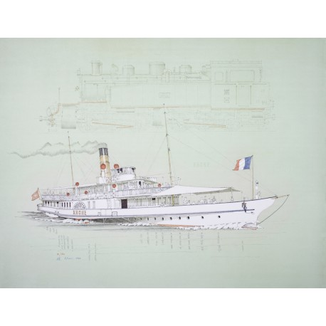 Rhône Lithographie