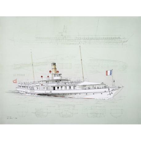 La Suisse Lithographie