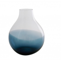 Vase Indigo Blue de Ro°  Collection Copenhague