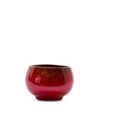 Bol céramique rouge Ro° Collection Copenhague