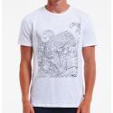 T-shirt La VAGUE / Wave Tee de Holebrook