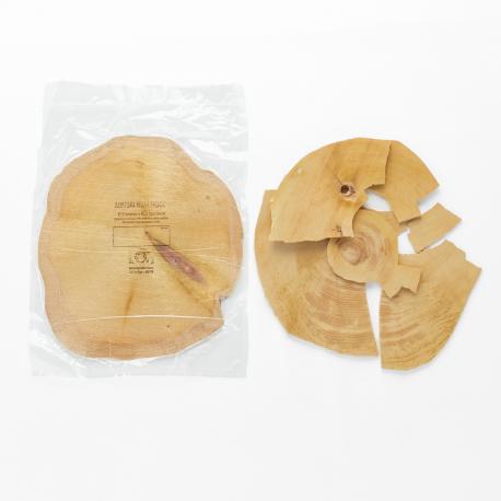 Tranche ultra-fine de Bois de HIBA d'AOMORI par CUL DE SAC au Japon