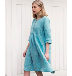 Robe d'été ONA en 100% lin de Lituanie