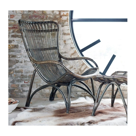 Chaise à HAUT dossier Monet High Back Chair by Sika-Design