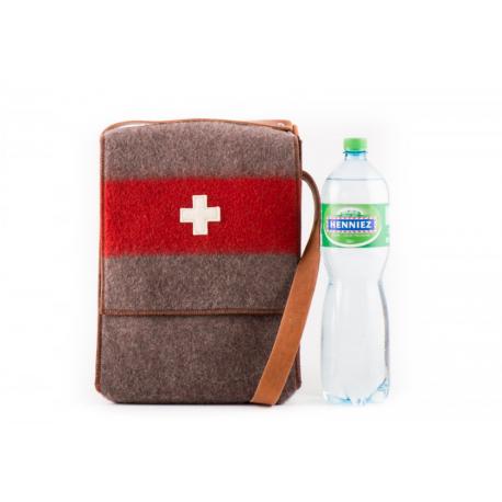 Sacoche de voyage ReiseTasche Karlen 100% Swiss made au Valais