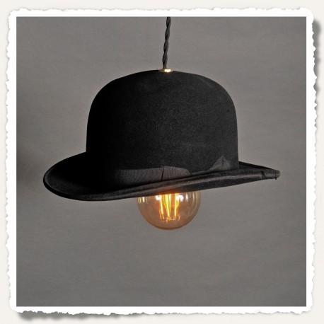 Lampe Chapeau melon suspension