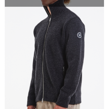 Jacket à Zip Et Windproof De Holebrook Suède
