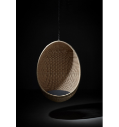 Chaise suspendue Egg Hanging Chair by Sika-Design