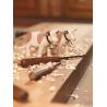 Objets en bois des Ateliers Trauffer