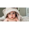 Poncho enfant / bébé pour le bain