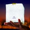 Lampe solaire LED MERLIN de SOLIGHT