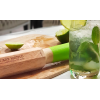 Pilon doseur 4 en 1 + 4 verres COOKUT We are Mojito !
