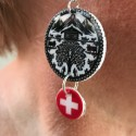 Boucles d'oreilles ZARI suisse collection